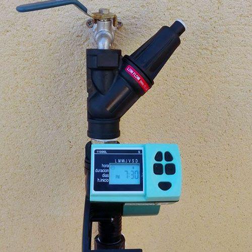 Kit de riego por goteo para macetas-303