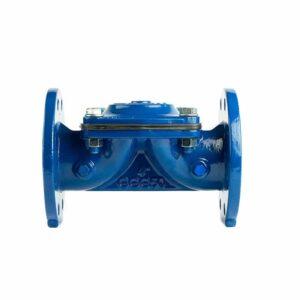 Válvulas hidráulicas fundición